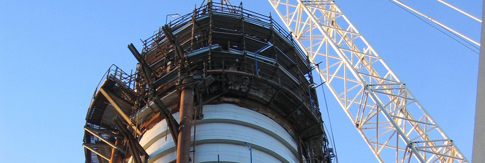 Attività di revamping e manutenzione di impianti
