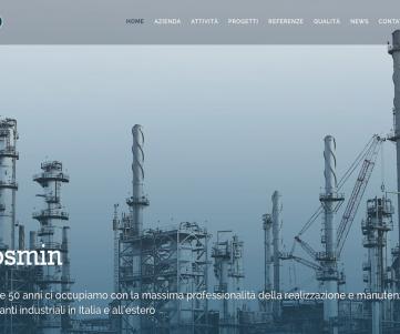 presentazione sito web