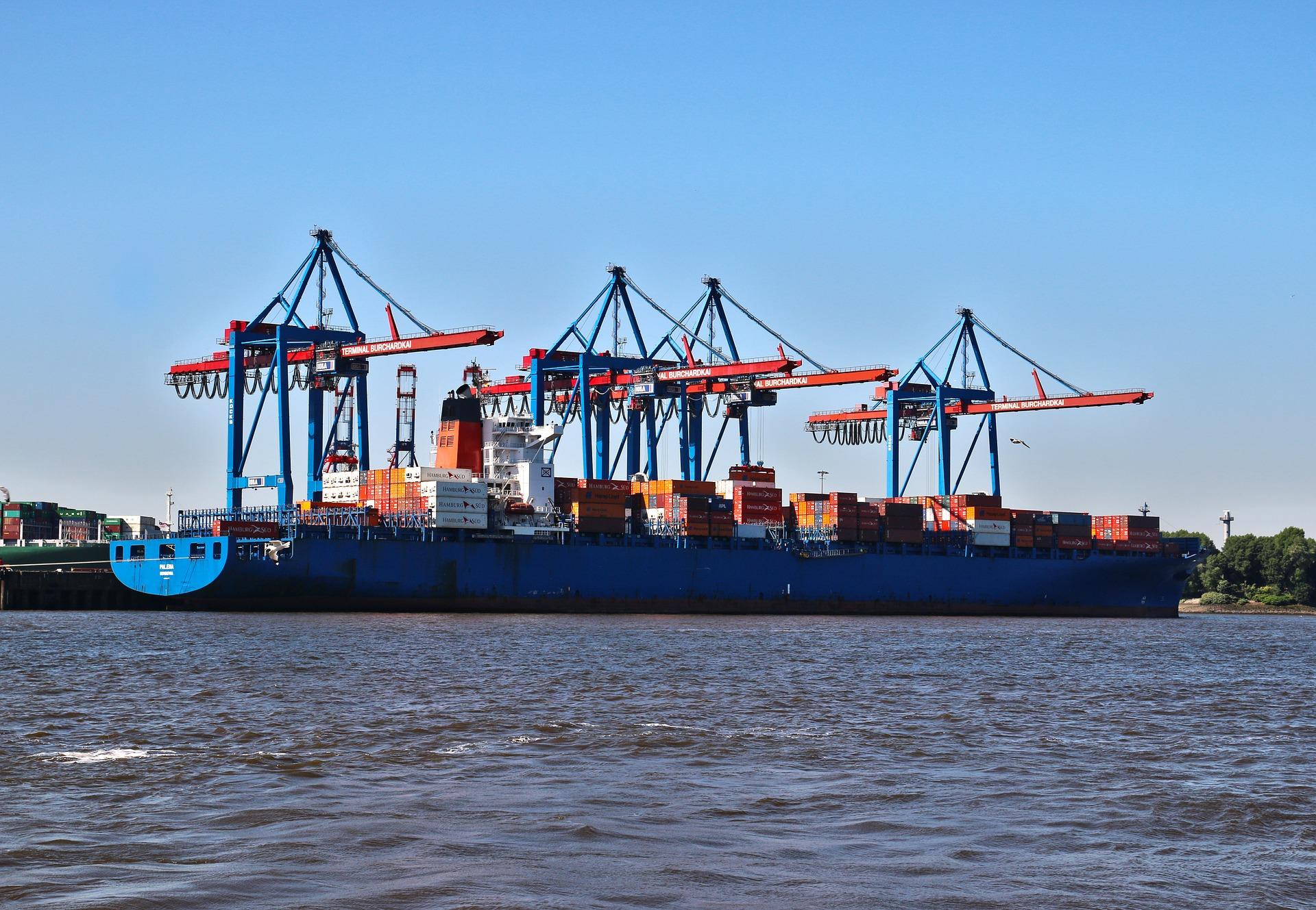 container porto Cagliari